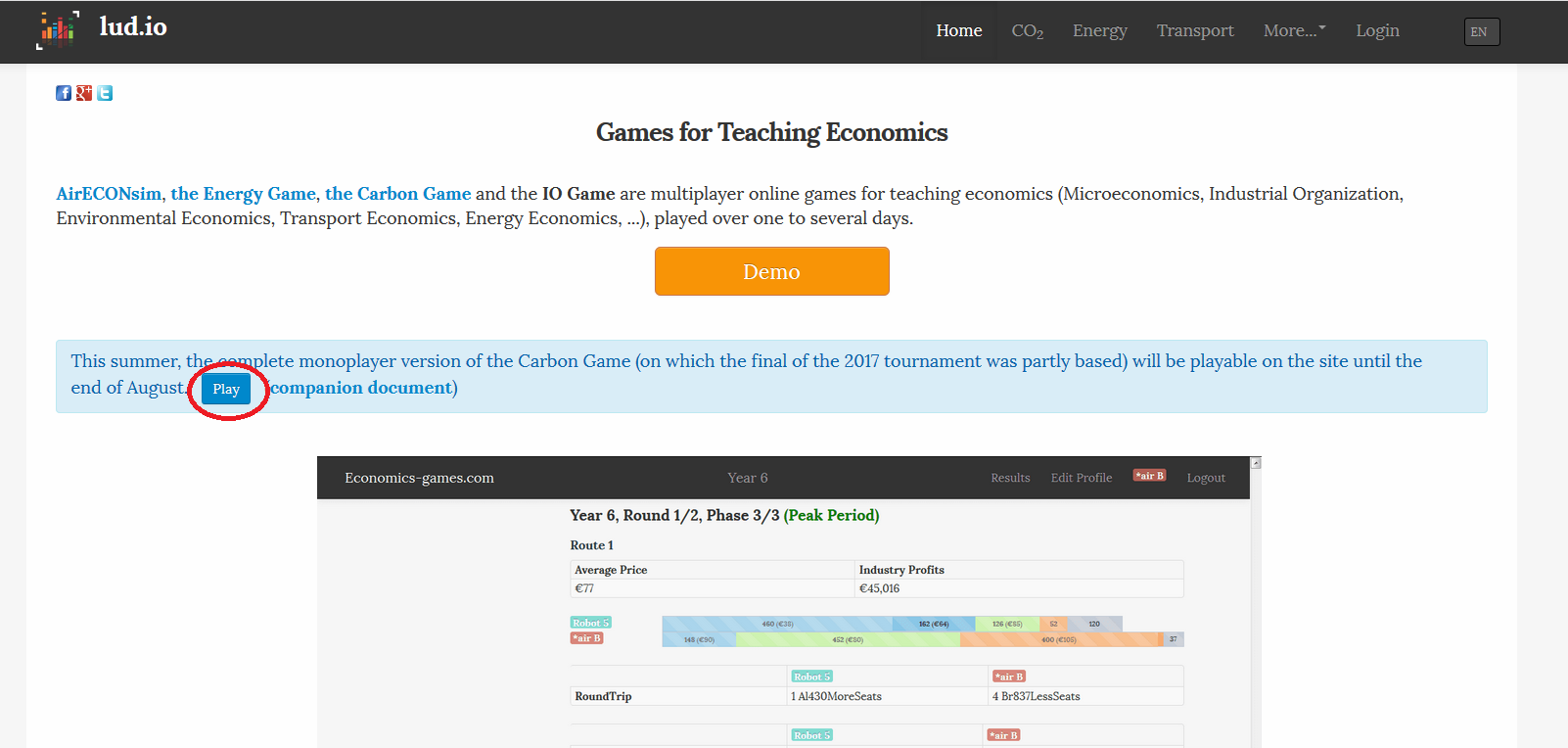play-economics-game